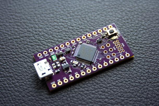 Neutrino is an open source arduino zero like board