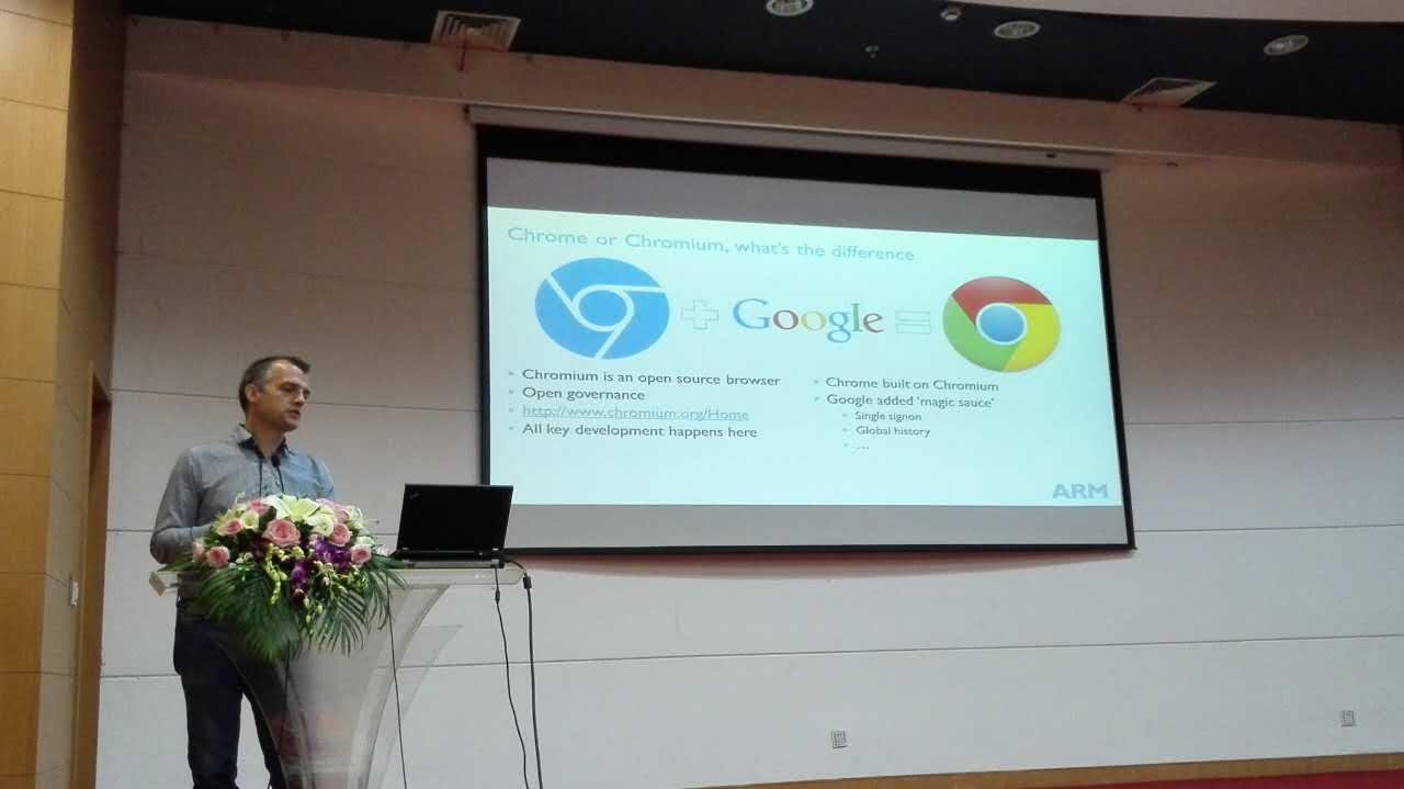 BesTV/ARM HTML5 workshop in Shanghai (with PPT slides