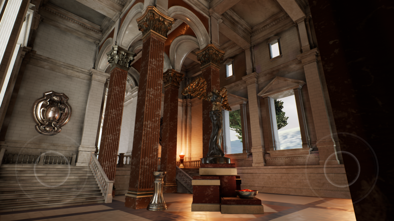 Building an Unreal Engine application with Mali Graphics