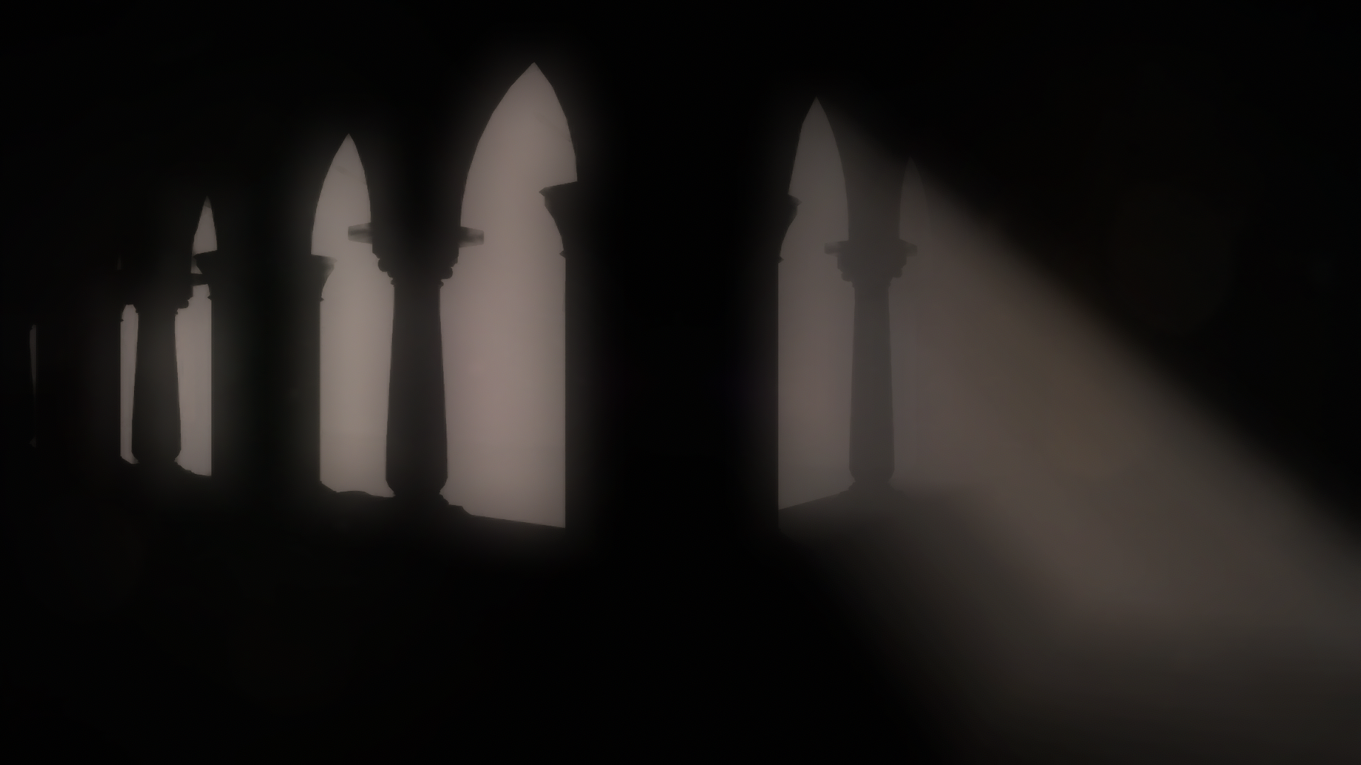 Post-processing in Mobile: Clustered Volumetric Fog - Graphics and