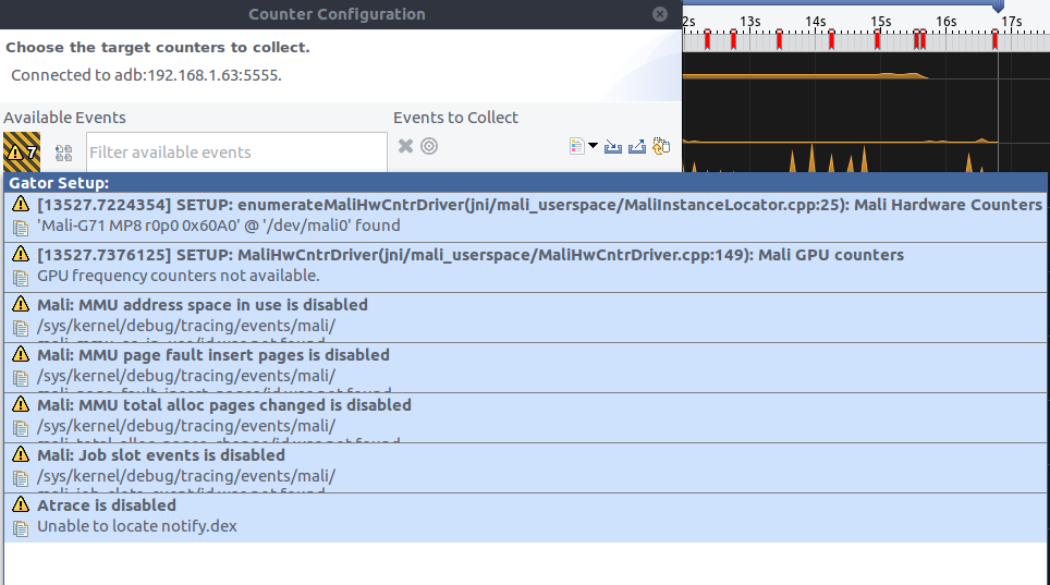 Profiling Android with the HiKey 960 - Tools, Software and IDEs blog