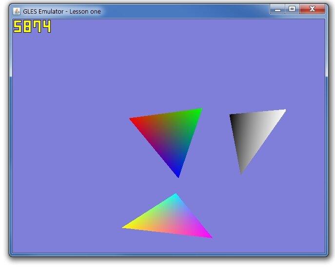 Latest MALI GLES 1 1 emulator (x86/x64) - Graphics and Gaming forum
