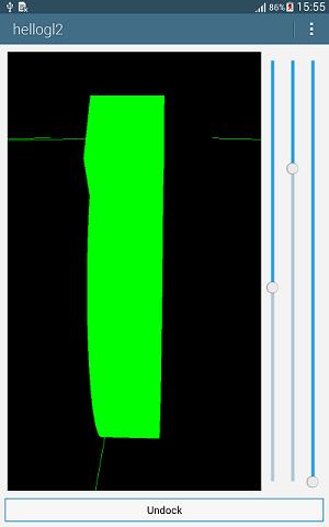 OpenGL ES 2 0: glDrawArrays(GL_LINES, ) drawing problem on Mali-T830
