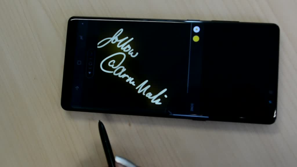Samsung Note 8 an Arm based device - Graphics and Gaming