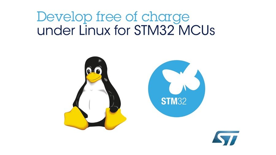 STM32 open to Linux - Embedded blog - System - Arm Community