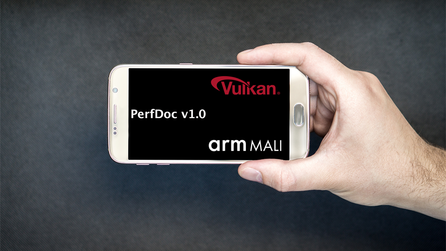 Arm releases the latest version of PerfDoc 1 1 - Graphics