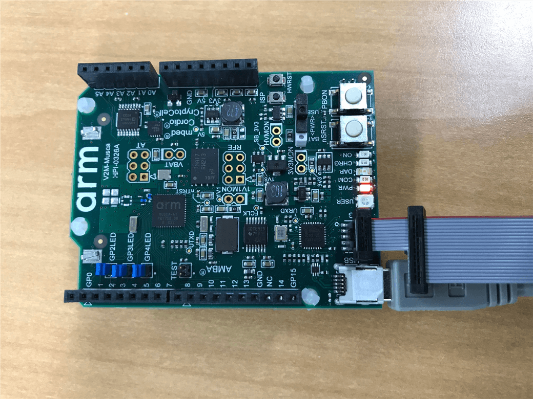 Arm Musca board