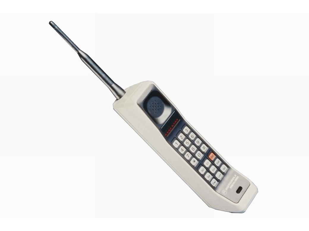 The Motorola DynaTAC