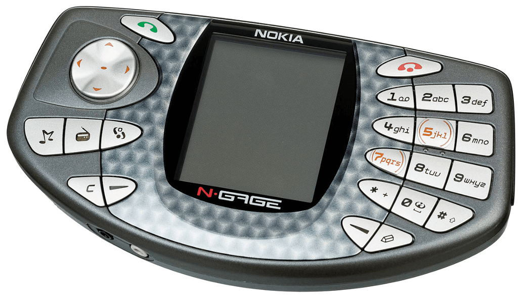 The Nokia N-Gage