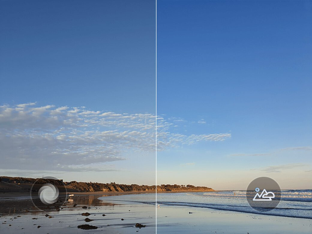 Samsung Galaxy S10 Scene Optimizer