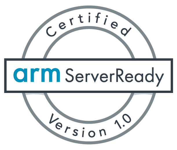 Arm ServerReady logo