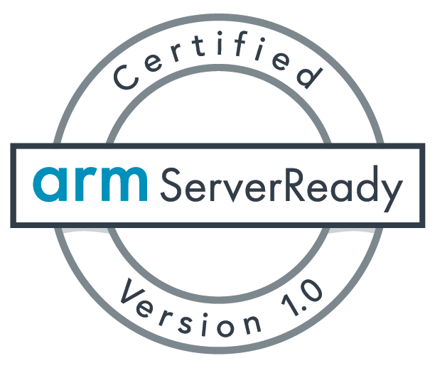 ServerReady logo
