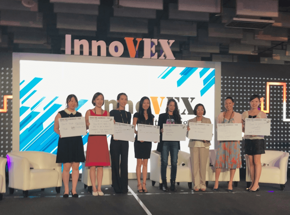 Arm Innovator Tour: InnoVEX panel women