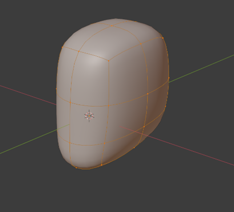 Mesh for occlusion