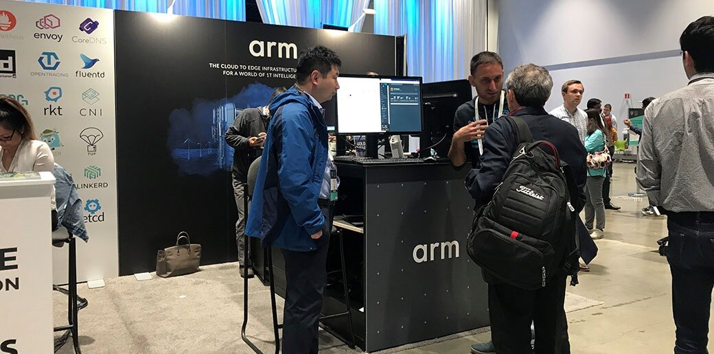 Arm at ONS 2019