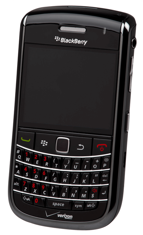 The BlackBerry Bold