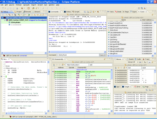 UEFI Debug Made Easy - Tools, Software and IDEs blog