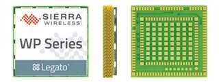 Sierra Wireless - Arm core application processor with dedicated Flash and RAM running Legato® open source software