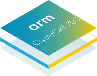 Arm CryptoCell-703 chip
