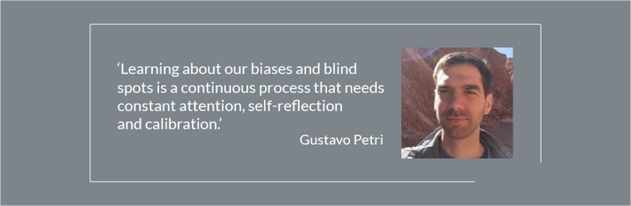 National Inclusion Week Gustavo Petri quote.